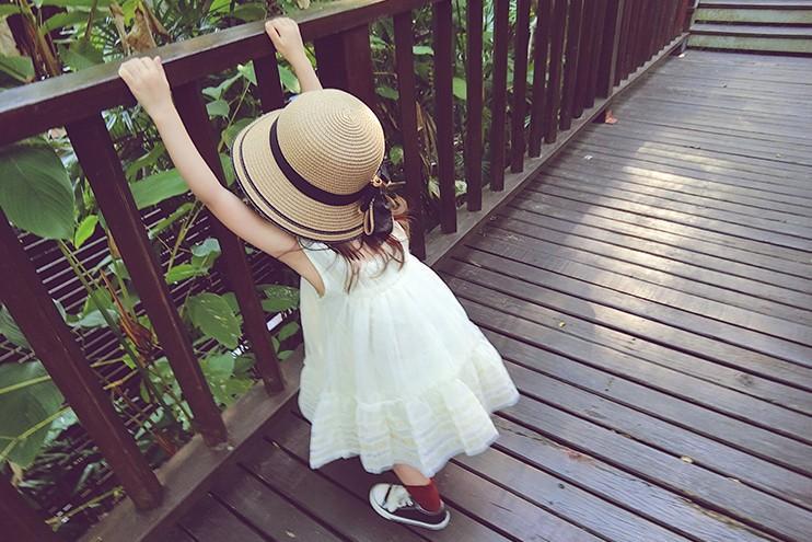 可爱女童连衣裙,做夏日百变小公主!