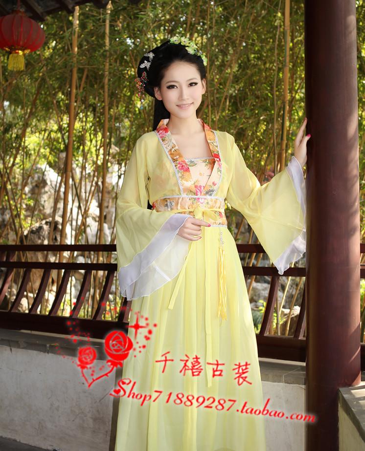 七仙女舞蹈服装_古装服装仙女唐装汉服内容|古装服装仙女唐装汉服图片