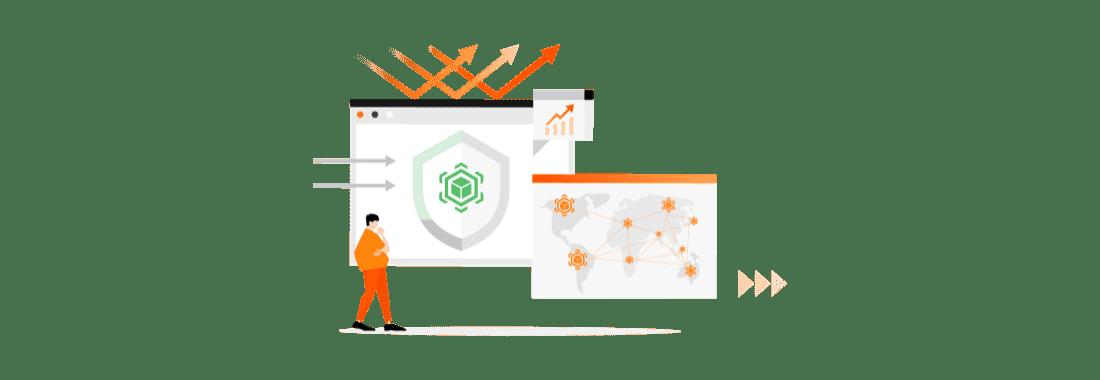 DDoS防护无限防御游戏盾