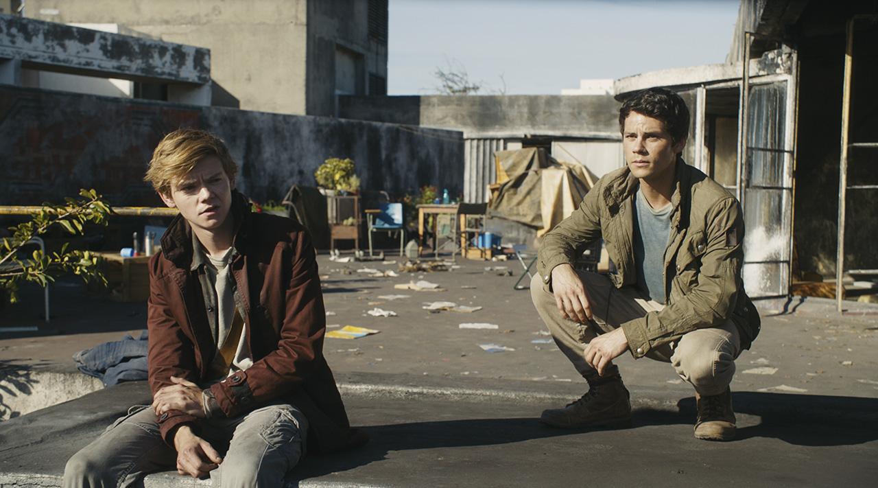 许魏洲献唱《移动迷宫3》推广曲《迷宫》 1月26日同步北美上映