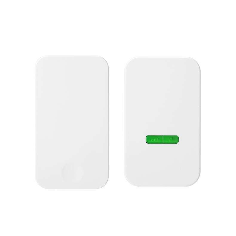 淘宝心选自发电门铃无线家用不用电池超远距离电子遥控一拖一穿墙