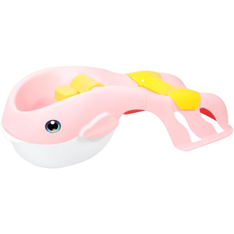 宝宝洗头椅幼儿童洗头躺椅家用小孩洗头床加大号可折叠婴儿洗发椅