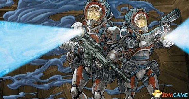 暴雪推出全新《星际争霸》漫画 人族寻找神族大舰